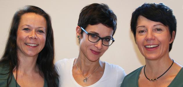 Frau Dr. Yvonn Dodt mit Ihrem Team